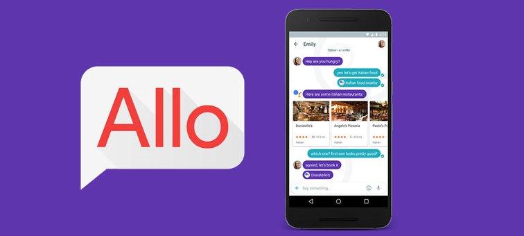 Google Allo Whatsapp'ın Önune Geçebilecek Mi Vargonen