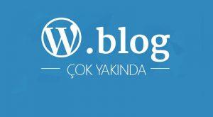 Read more about the article .blog Uzantılı Domain Almak Mümkün Olacak!
