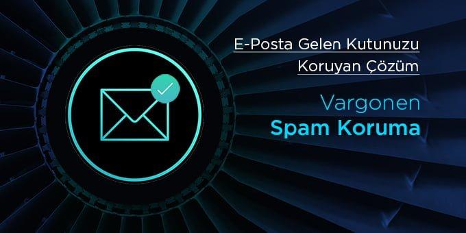 spam koruma vargonen cloud sunucu domain hosting