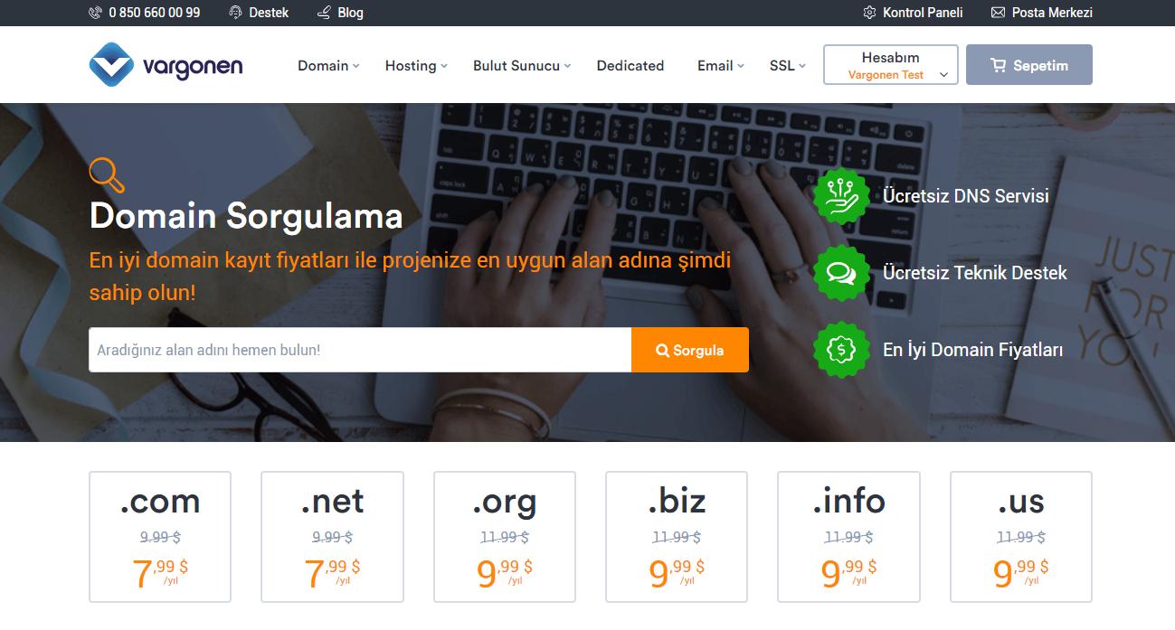 You are currently viewing Domain Sorgulama ve Kayıt Nasıl Yapılır?