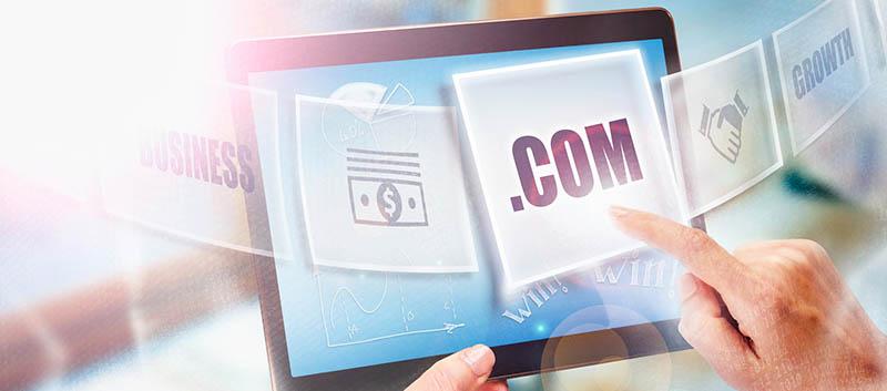121b56f7043fa Bir web sitesi açmak için yapmanız gereken ilk işlem projenize uygun bir  alan adı kaydetmektir. COM domain kayıt ederek, dünyanın en popüler alan  adı ...