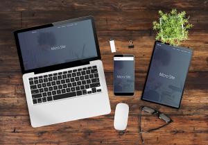 Hazır Web Sitesi | Micro Site ile 3 Dakikada Site Kur