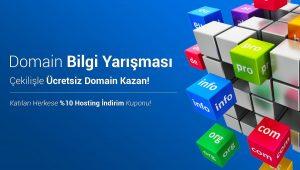 Domain Bilgi Yarışması (Çekiliş)
