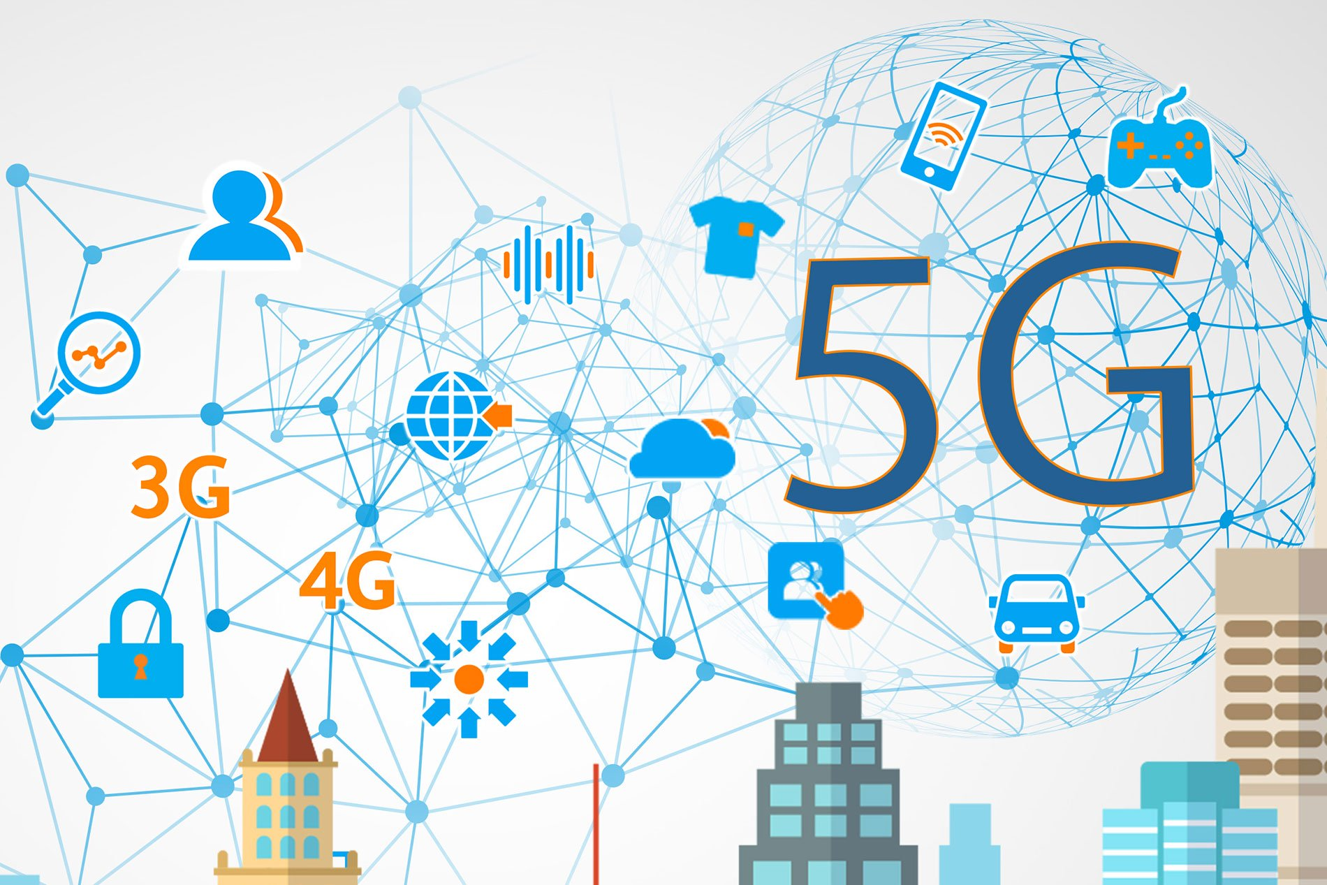 5G Nedir? Geleceğin İletişim Teknolojisi