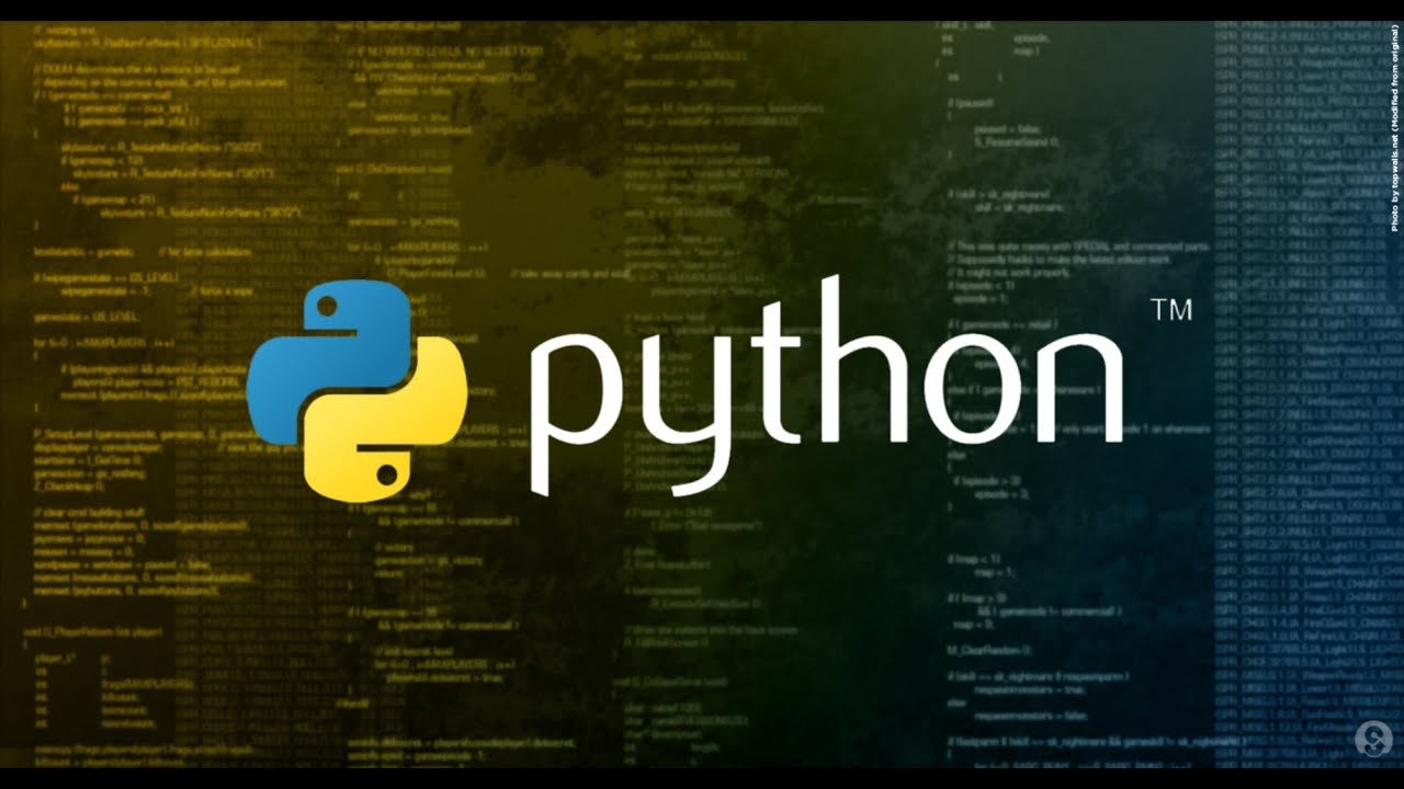 You are currently viewing Python Nedir?